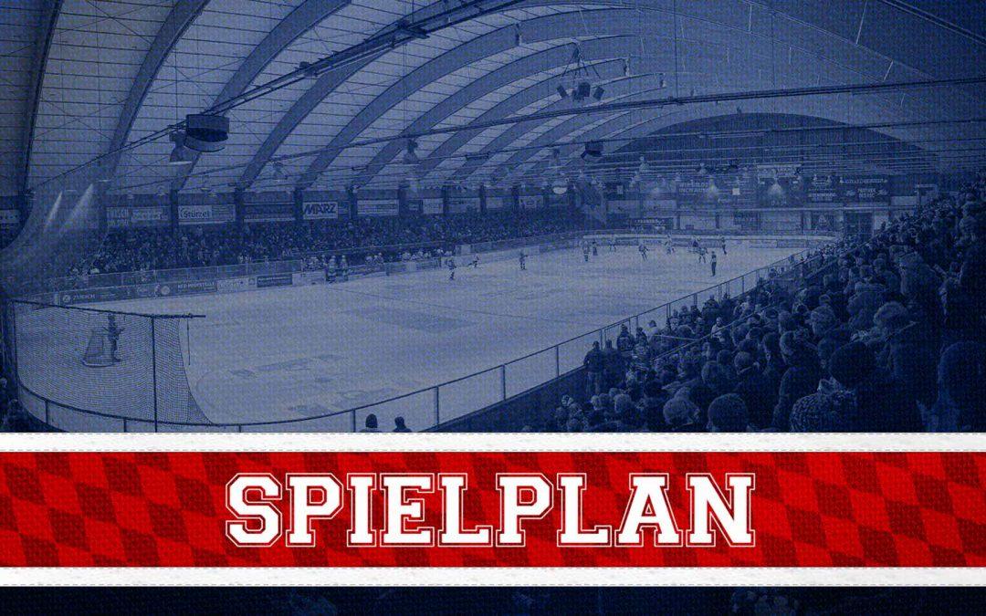 DER SPIELPLAN SAISON 2020/21
