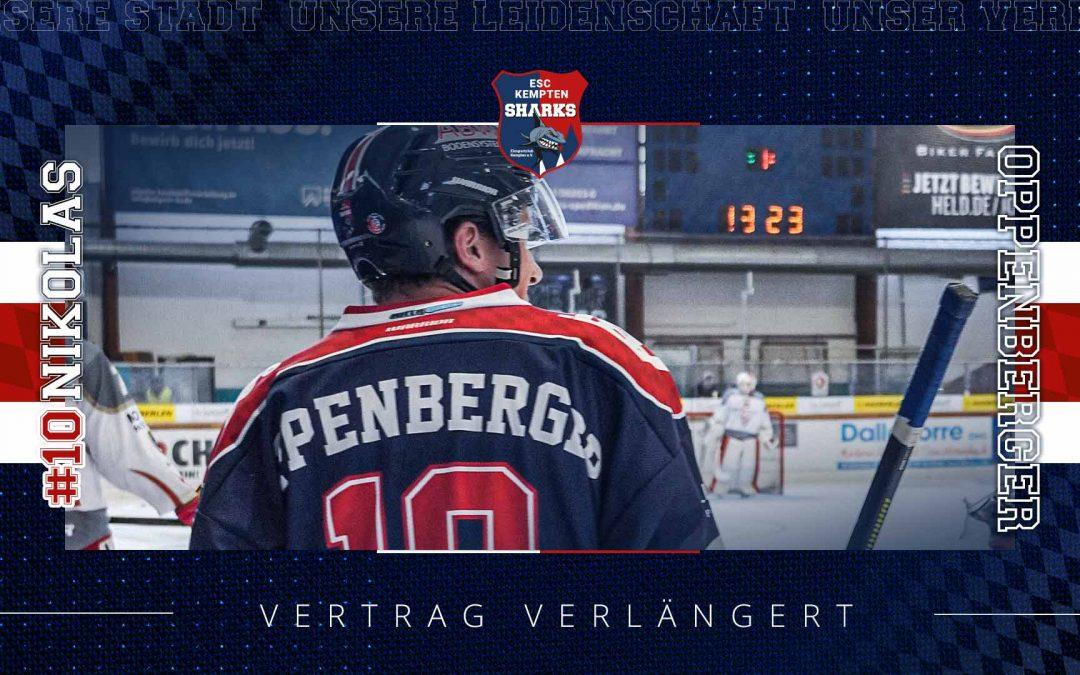 OPPENBERGER VERLAENGERT